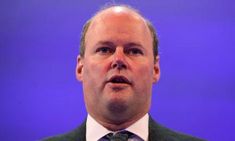 Stephen Hester, Royal Bank of Scotland chief executive