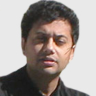 Picture of Neel Mukherjee