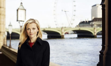 Reese Witherspoon at the Houses of Parliament on 2 December 2009.