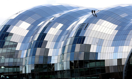 Cleaning at The Sage