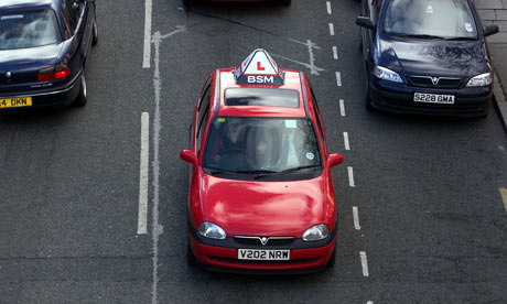 how to get driving instructor license