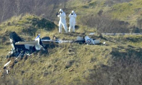 Military Cargo Plane Crashes