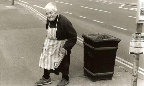 Lola Blackman has died aged 84