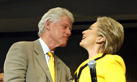 Clintons are In Love