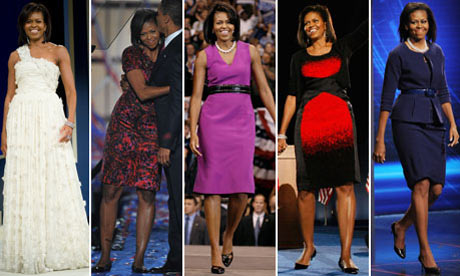 Designers feel benefit as America thrills to the Michelle Obama look