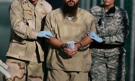 Guantanamo force feeding detainees