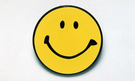 Acid House Smiley Face logo