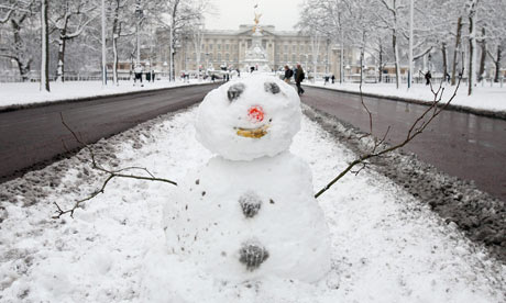 Images Of Snowmen. Snowman on The Mall