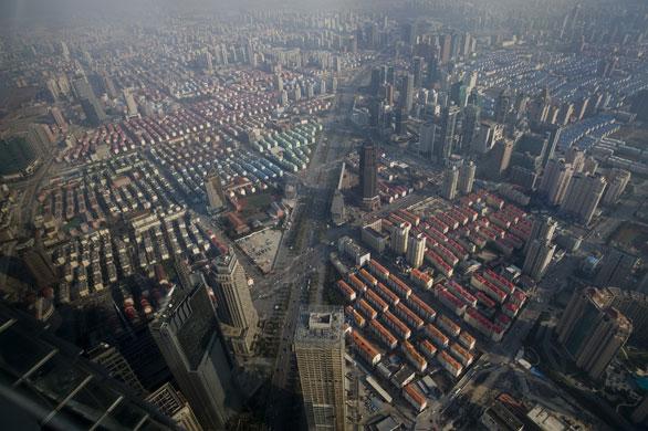 Gallery China property market: Shanghai flats