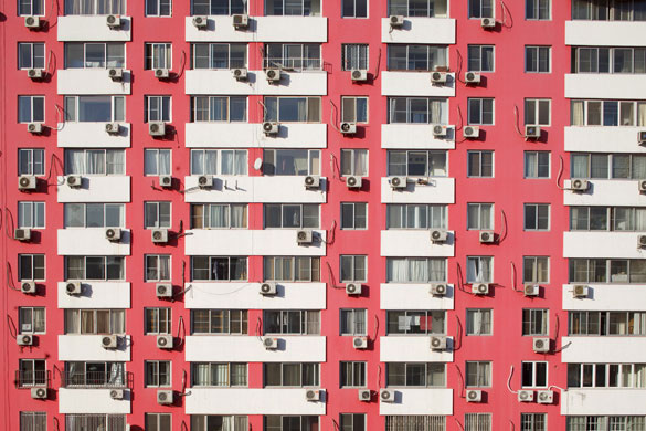 Gallery China property market: High density housing Beijing