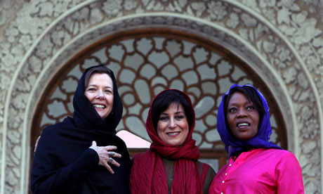 Hollywood Stars in Iran