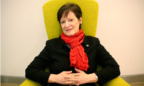 Sharon Shoesmith, the former director of child services at Haringey council.
