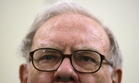 US Investor Warren Buffett