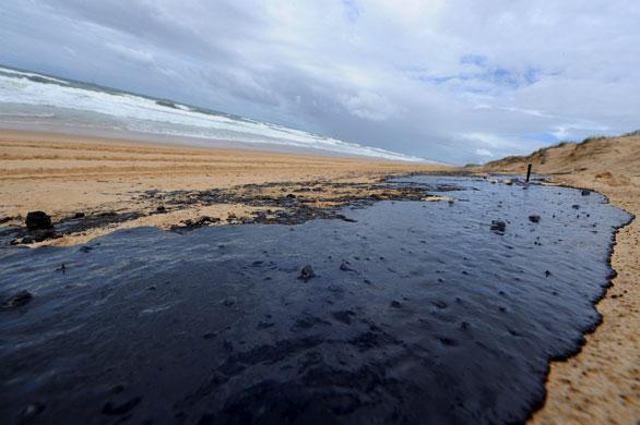 oil spills in australia essay