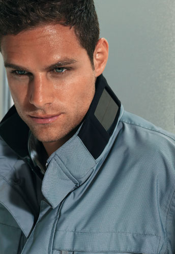 Solar clothing: A solar-powered jacket