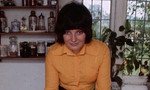 Delia Smith in 1971