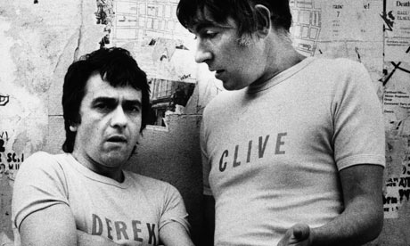 How Peter Cook and Dudley Moore fell foul of the law yet still ...