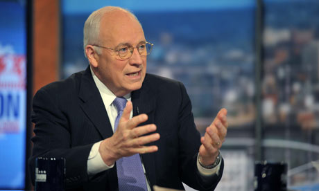 Cheney cnn dick interview