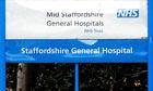Staffordshire General Hospital