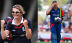 Kevin Pietersen and Charlotte Edwards