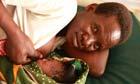 Kenyan Maternal Health : Jane and baby Helen