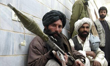 Росія, Афганістан і Таліби
