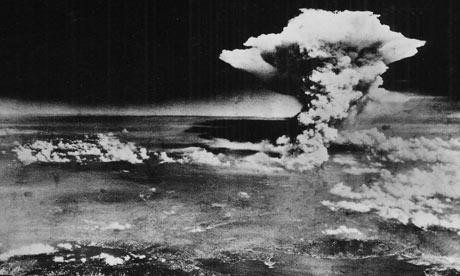 Atomic bombing in Japan (Hiroshima & Nagasaki) in 1945 caused massive destruction.
