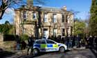 Sir Fred Goodwin's home attacked