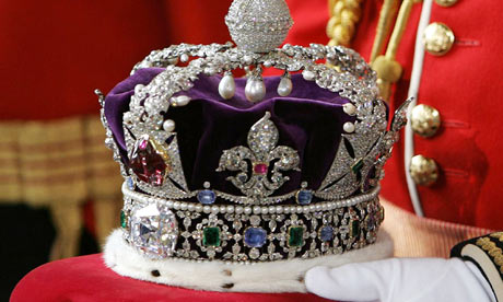 Queen Elizabeth Crown DiamondQueen Elizabeth Crown