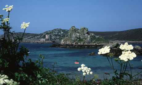 Tresco is the second largest of the Scilly Islands