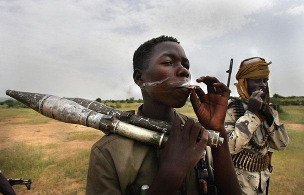 Darfur Atrocities