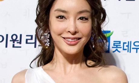 Korean actress Jang Ja-yeon
