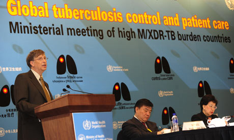 government in tackling TB 'timebomb' | World news | theguardian.com