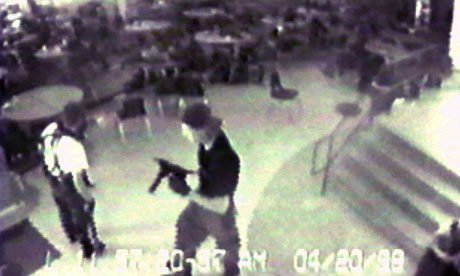 Columbine shooting surveillance tape