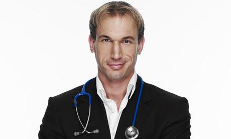 Christian Jessen, presenter of Embarrassing Bodies