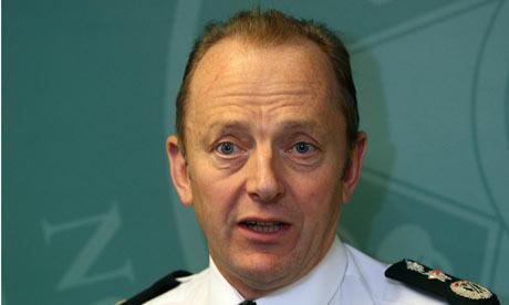Sir Hugh Orde named new Acpo President