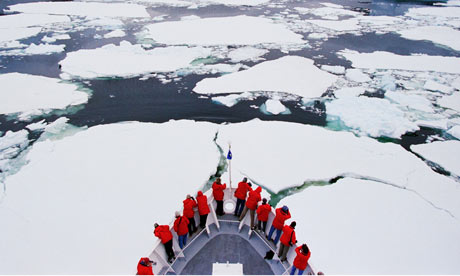 Antarctic cruise tourists lose out as soaring numbers for Can anyone visit antarctica
