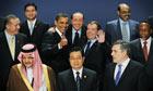 World leaders at G20 summit