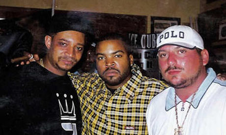 Red Alert, Ice Cube and Tony D