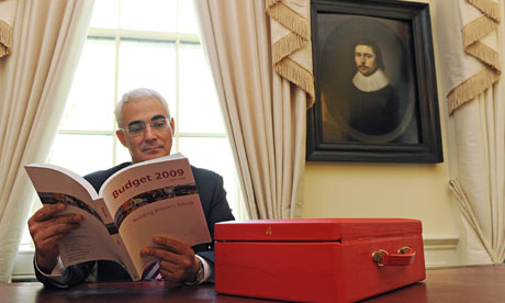 Alistair Darling's 2009 budget