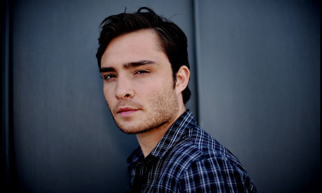 Question time: Ed Westwick, actor | Life and style | The Guardian Ed Westwick