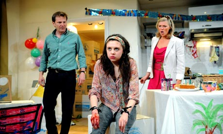 New Production 'Tusk Tusk' at The Royal Court Theatre in London