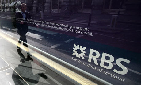 RBS is accused of allowing some personal loan balances to 'balloon' out of