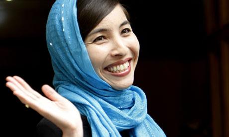 Iran Charges Roxana Saberi