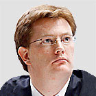 Photo of Danny Alexander