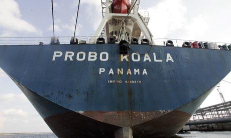 Ship: Probo Koala