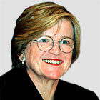 Photo of Hilary Armstrong