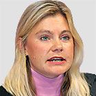 Photo of Justine Greening