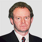 Photo of Martin McGuinness