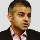 Photo of Sadiq Khan